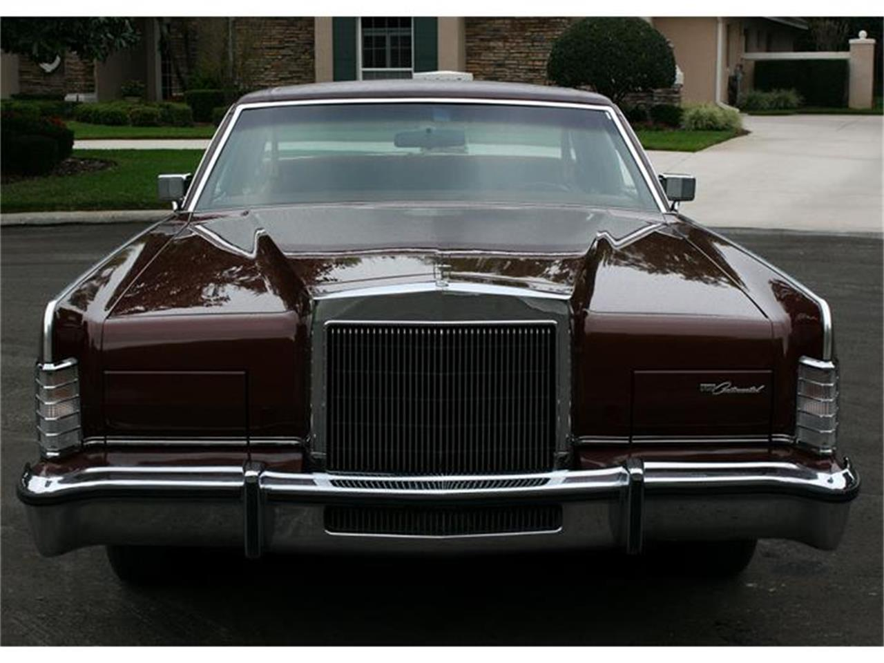 Large Picture of 1977 Lincoln Town Coupe - B150