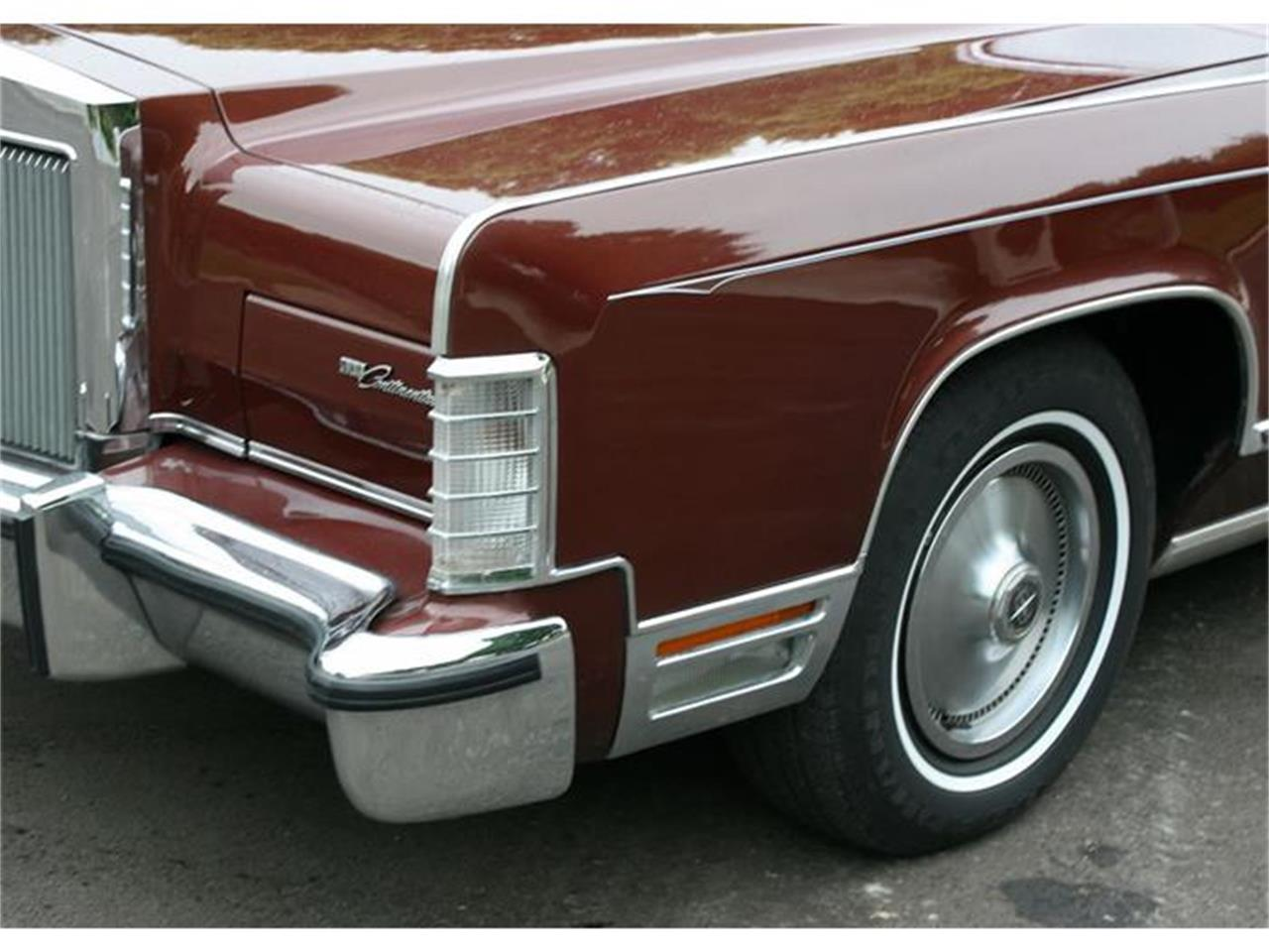 Large Picture of 1977 Lincoln Town Coupe located in Florida - $19,500.00 - B150