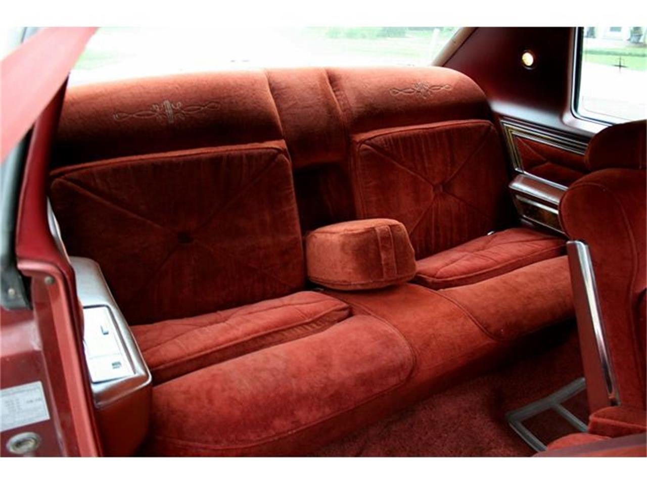 Large Picture of '77 Lincoln Town Coupe Offered by MJC Classic Cars - B150