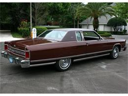 Picture of 1977 Lincoln Town Coupe located in Lakeland Florida Offered by MJC Classic Cars - B150