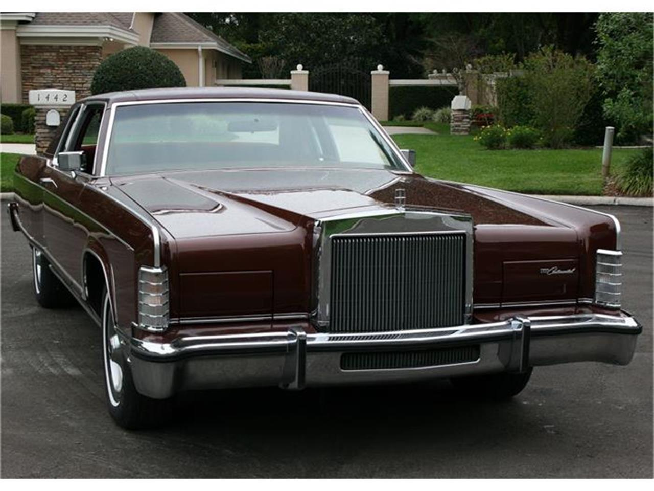 Large Picture of 1977 Town Coupe located in Lakeland Florida Offered by MJC Classic Cars - B150