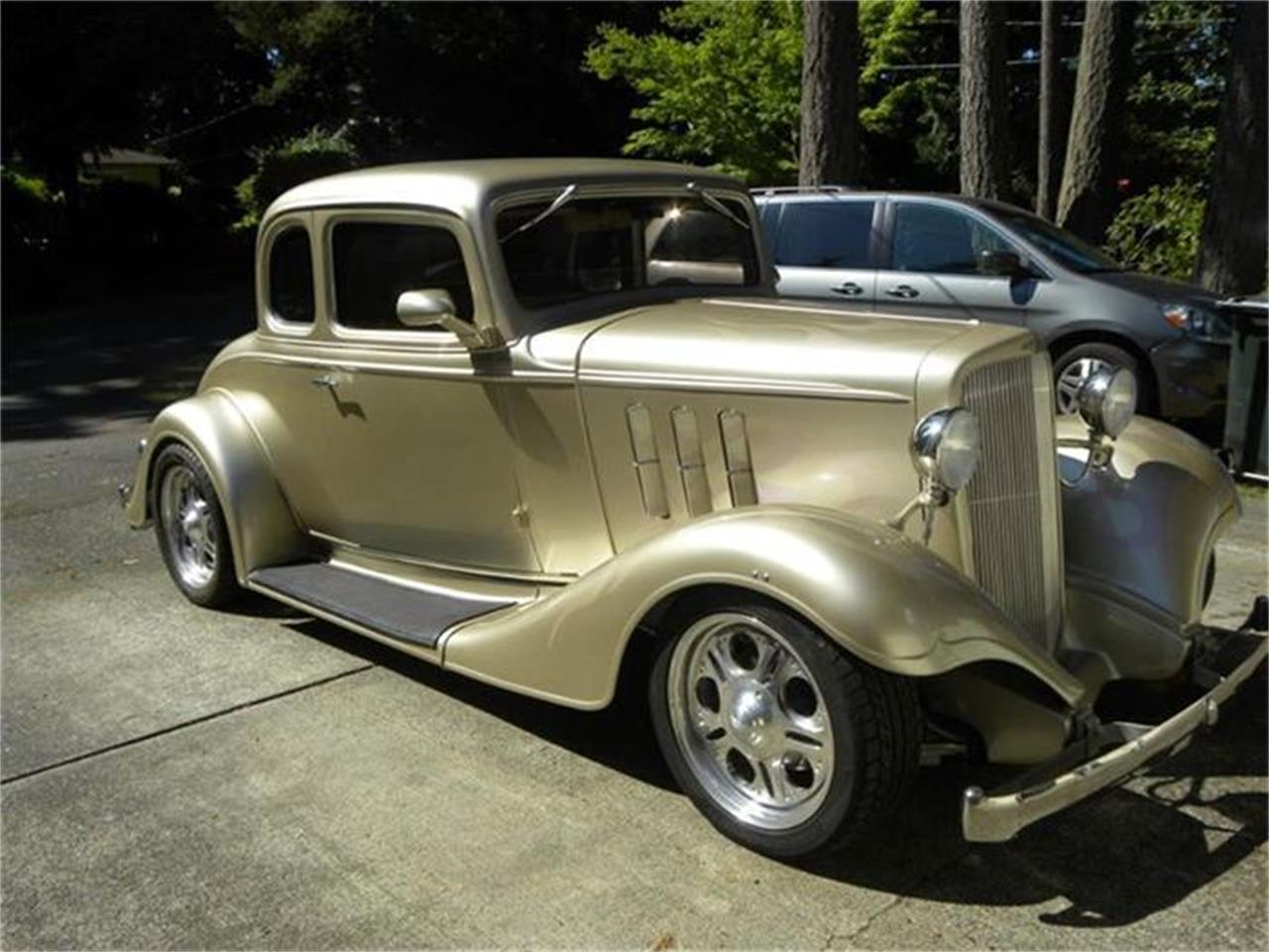 Large Picture of '33 Chevrolet 5-Window Coupe located in Olympia Washington Offered by a Private Seller - B1LC