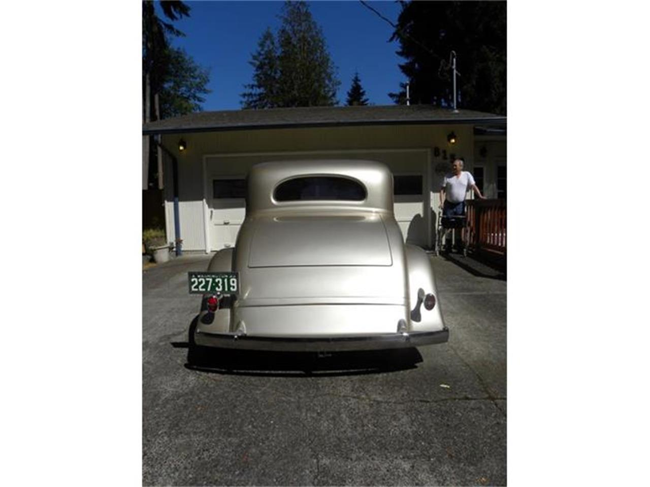 Large Picture of '33 Chevrolet 5-Window Coupe located in Washington - $68,000.00 Offered by a Private Seller - B1LC