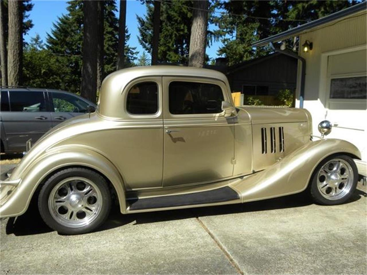 Large Picture of Classic '33 Chevrolet 5-Window Coupe - $68,000.00 - B1LC