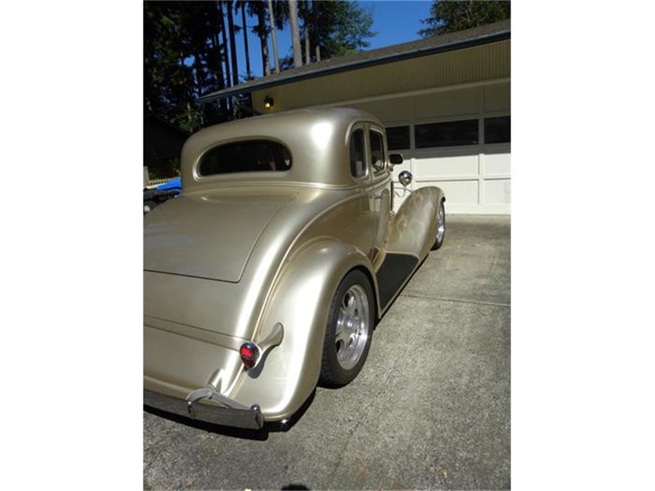Large Picture of 1933 Chevrolet 5-Window Coupe - $68,000.00 - B1LC