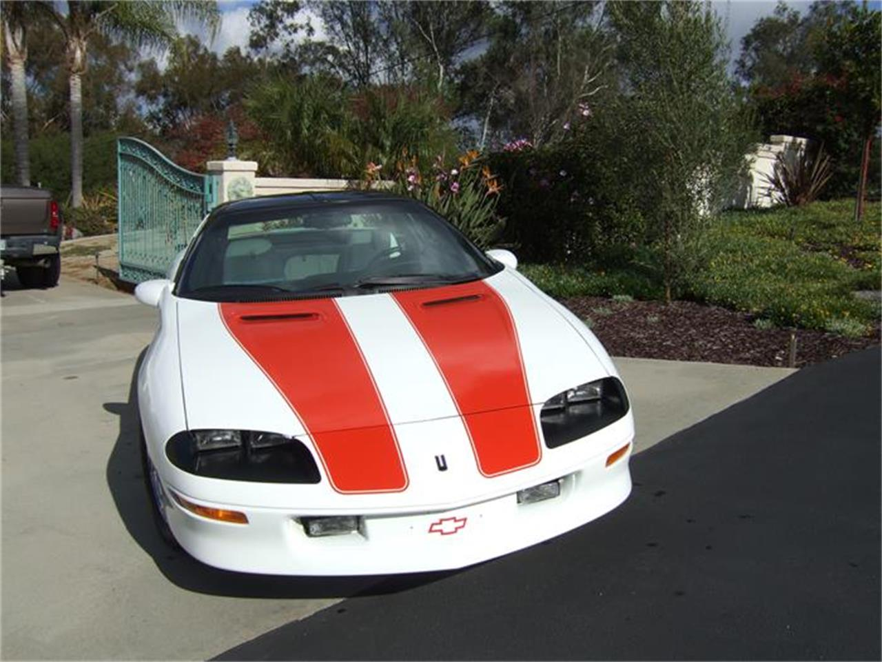 Large Picture of '97 Chevrolet Camaro Z28 located in California Offered by a Private Seller - B1LI