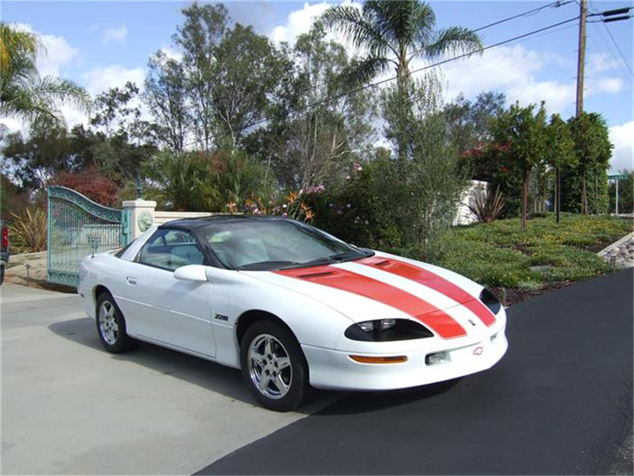 Large Picture of '97 Camaro Z28 located in Escondido California - $16,000.00 - B1LI