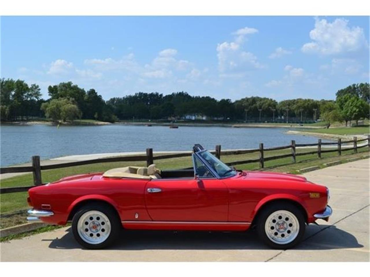 Large Picture of '80 Fiat 124 located in Barrington Illinois - $57,990.00 Offered by Roadster Salon - B1YL