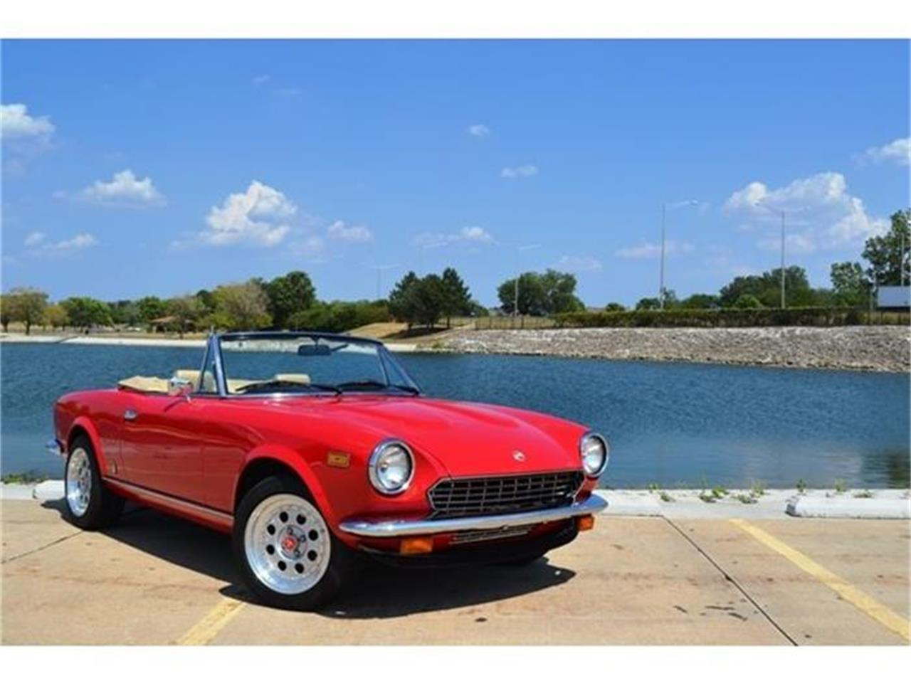 Large Picture of 1980 Fiat 124 located in Barrington Illinois - $57,990.00 Offered by Roadster Salon - B1YL