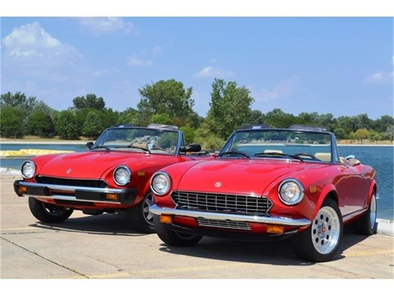 Large Picture of '80 Fiat 124 located in Illinois - $57,990.00 - B1YL