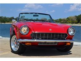 Picture of 1980 Fiat 124 located in Illinois Offered by Roadster Salon - B1YL