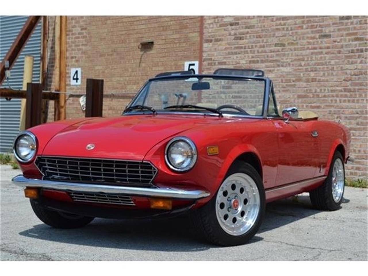 Large Picture of 1980 Fiat 124 Offered by Roadster Salon - B1YL