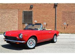 Picture of '80 Fiat 124 located in Illinois Offered by Roadster Salon - B1YL