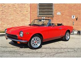 Picture of '80 Fiat 124 located in Barrington Illinois Offered by Roadster Salon - B1YL
