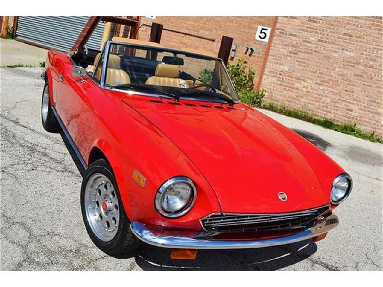 Large Picture of '80 Fiat 124 - B1YL