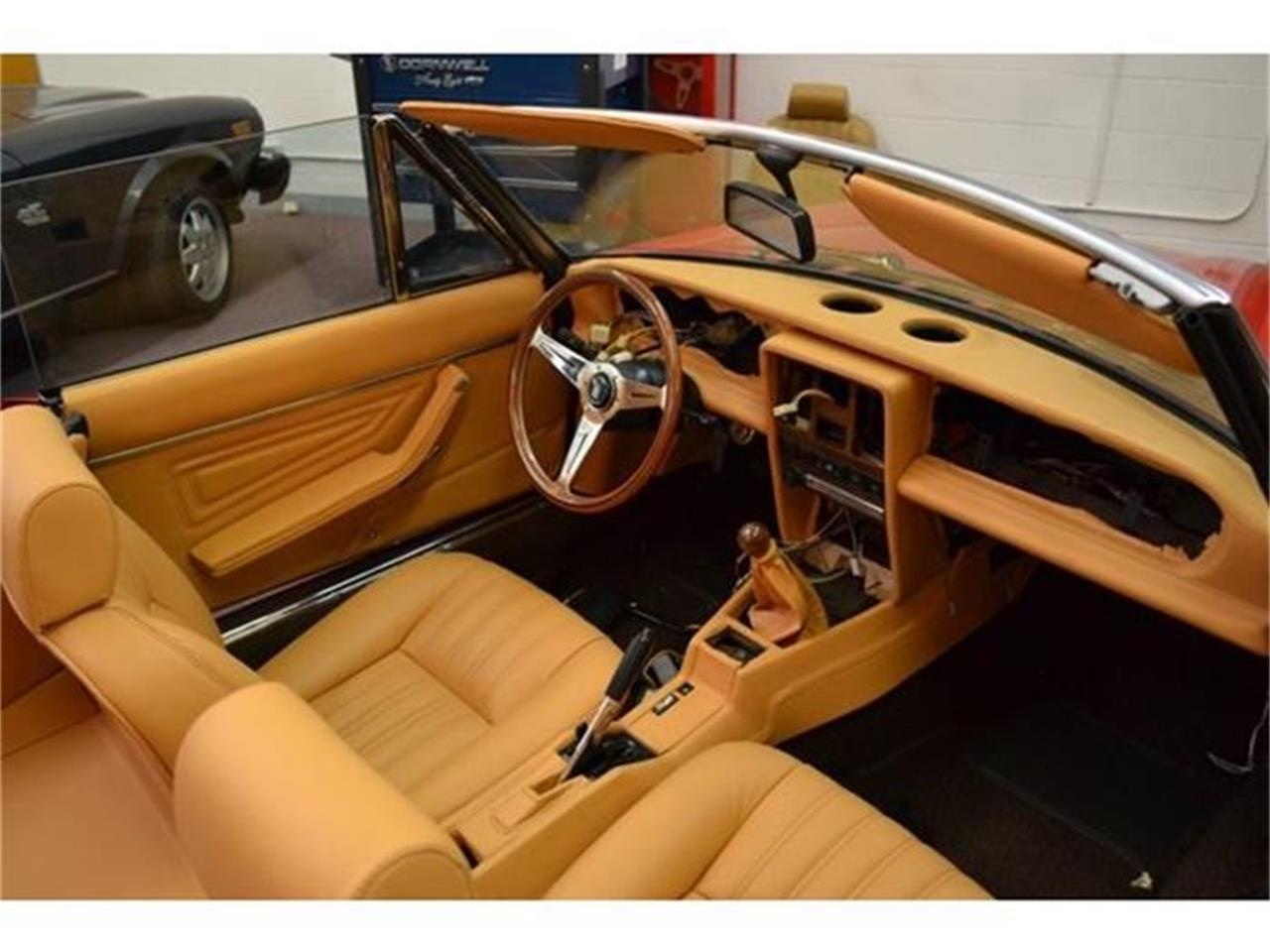 Large Picture of '80 Fiat 124 Offered by Roadster Salon - B1YL
