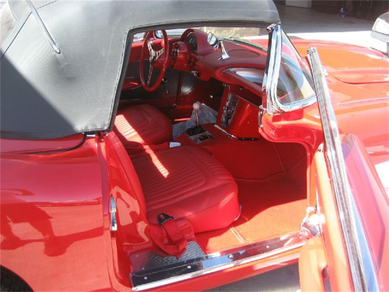 Large Picture of '58 Corvette - AXKA
