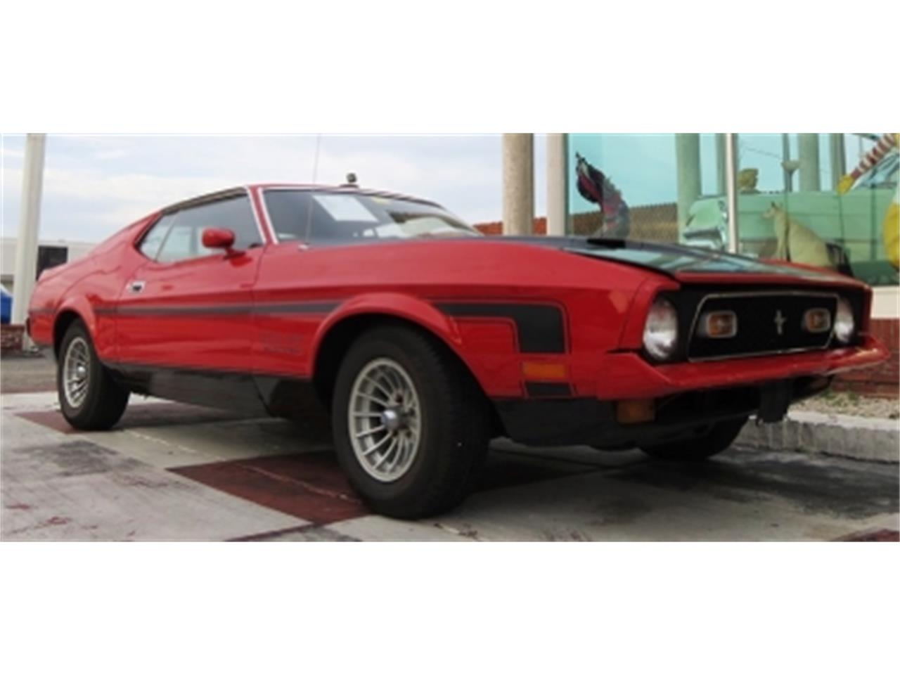 Large Picture of '71 Mustang - B24I