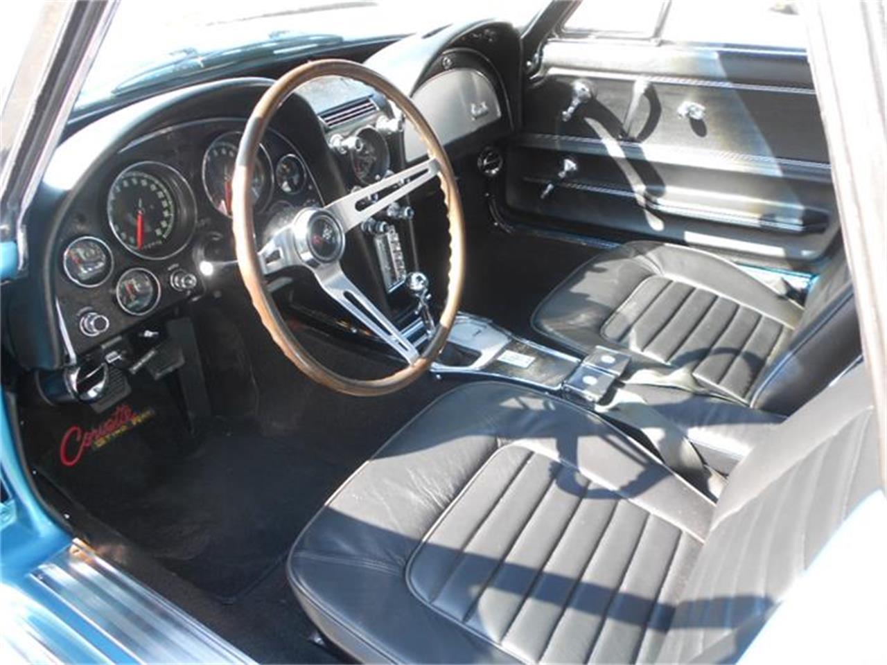 Large Picture of 1966 Chevrolet Corvette - $79,000.00 Offered by D & M Corvette Specialists LTD - B2SE