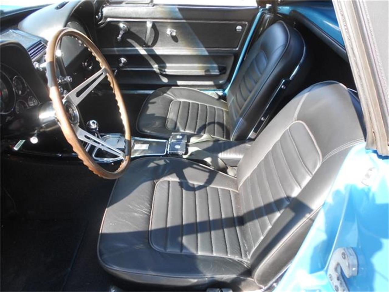 Large Picture of '66 Chevrolet Corvette located in Downers Grove Illinois - $79,000.00 Offered by D & M Corvette Specialists LTD - B2SE