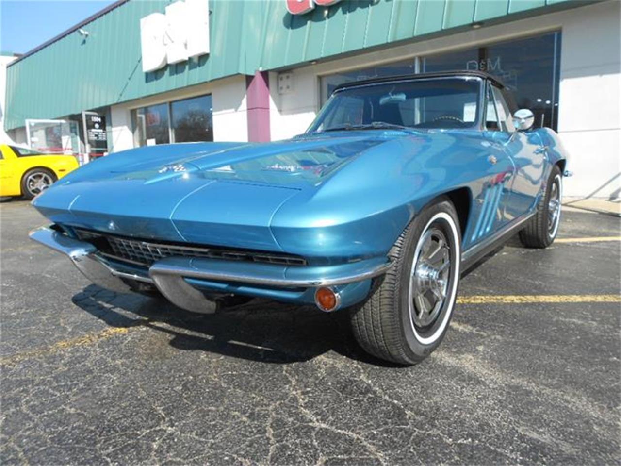 Large Picture of Classic '66 Chevrolet Corvette - $79,000.00 - B2SE