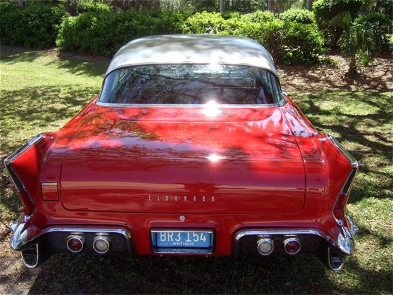 Large Picture of Classic 1958 Cadillac Eldorado Brougham Offered by Vintage Motors Sarasota - B3EW