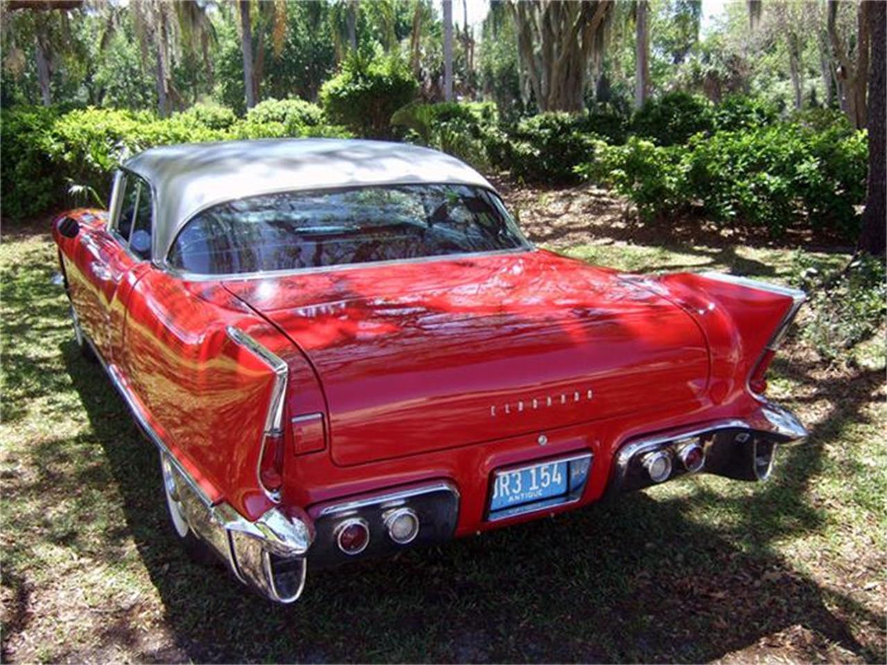 Large Picture of Classic '58 Cadillac Eldorado Brougham located in Florida - $169,900.00 - B3EW