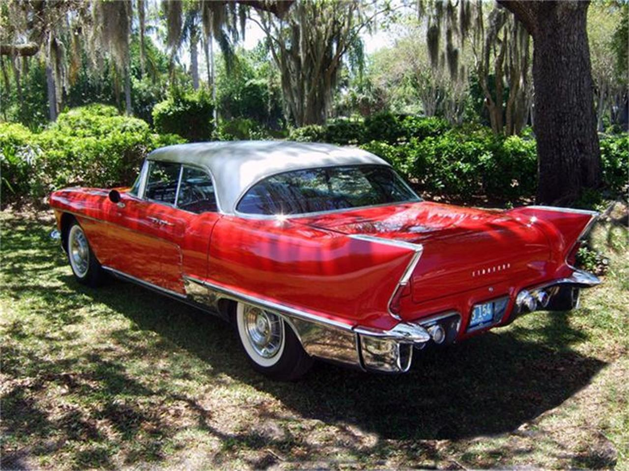 Large Picture of Classic '58 Cadillac Eldorado Brougham located in Sarasota Florida - B3EW