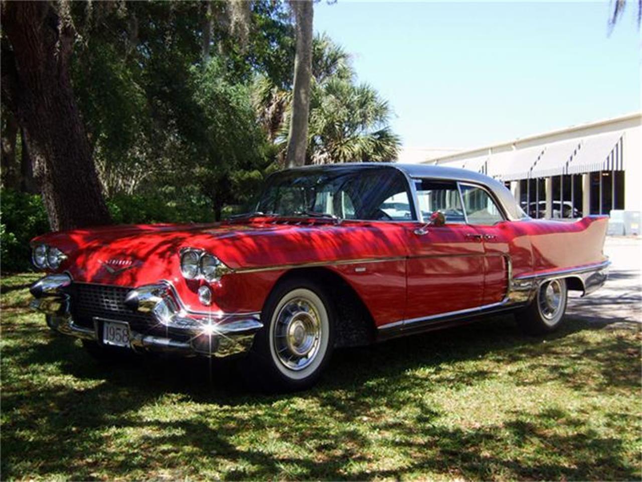 Large Picture of '58 Cadillac Eldorado Brougham Offered by Vintage Motors Sarasota - B3EW