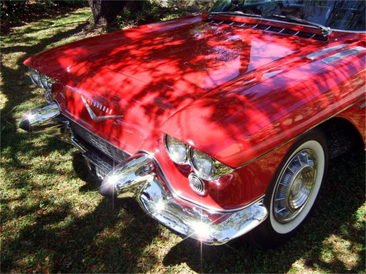 Large Picture of Classic 1958 Cadillac Eldorado Brougham - $169,900.00 Offered by Vintage Motors Sarasota - B3EW