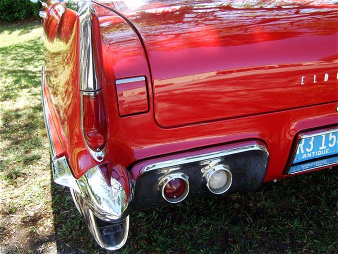 Large Picture of '58 Eldorado Brougham located in Florida - $169,900.00 Offered by Vintage Motors Sarasota - B3EW