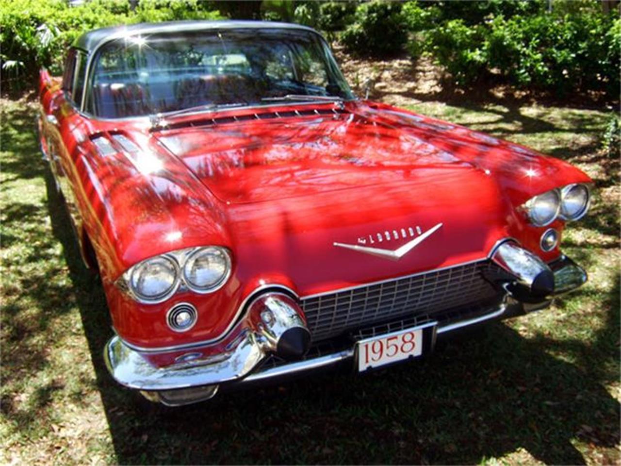Large Picture of '58 Cadillac Eldorado Brougham - B3EW