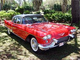 Picture of Classic 1958 Cadillac Eldorado Brougham located in Sarasota Florida - $169,900.00 Offered by Vintage Motors Sarasota - B3EW