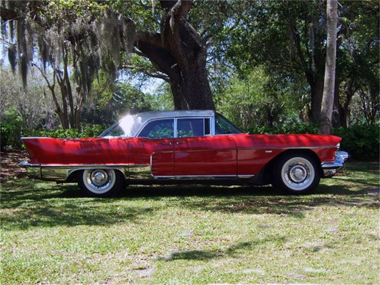 Large Picture of 1958 Cadillac Eldorado Brougham located in Florida - $169,900.00 Offered by Vintage Motors Sarasota - B3EW
