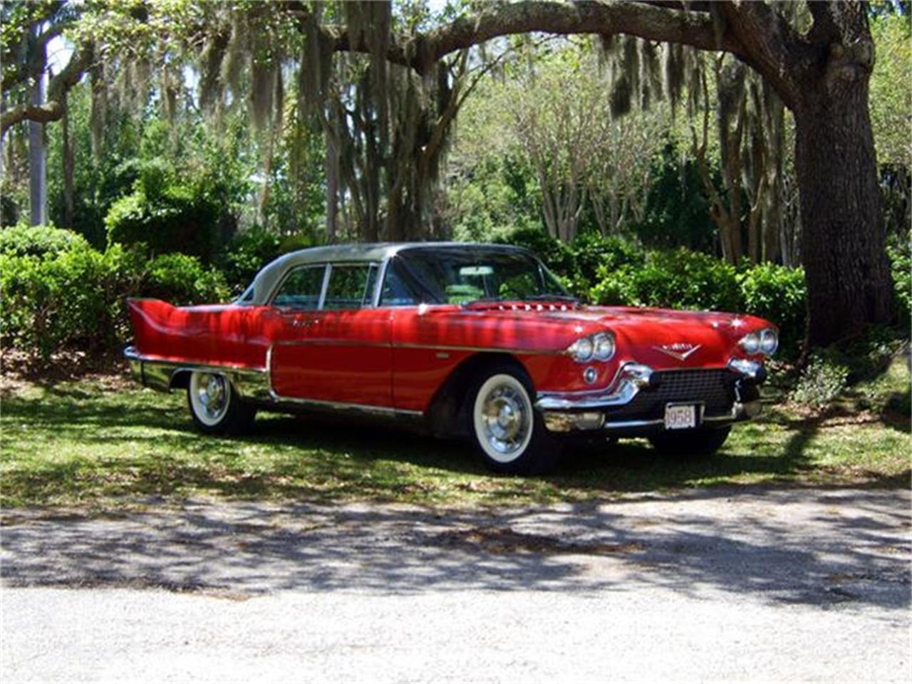 Large Picture of Classic 1958 Eldorado Brougham located in Sarasota Florida - $169,900.00 - B3EW