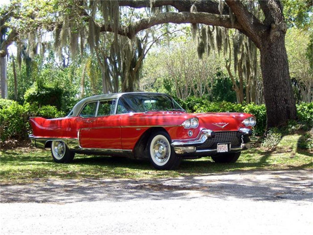 Large Picture of 1958 Cadillac Eldorado Brougham Offered by Vintage Motors Sarasota - B3EW