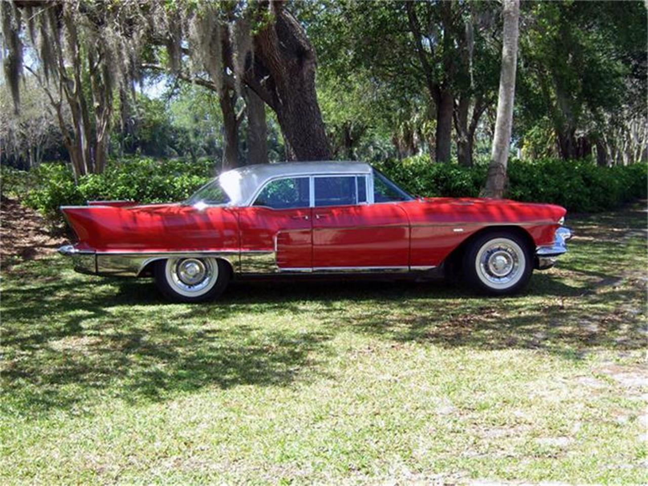 Large Picture of '58 Cadillac Eldorado Brougham located in Florida - $169,900.00 - B3EW