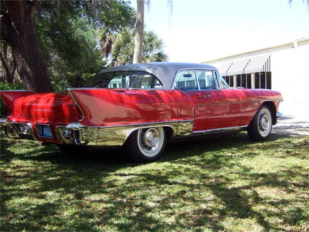 Large Picture of 1958 Eldorado Brougham located in Sarasota Florida - $169,900.00 Offered by Vintage Motors Sarasota - B3EW