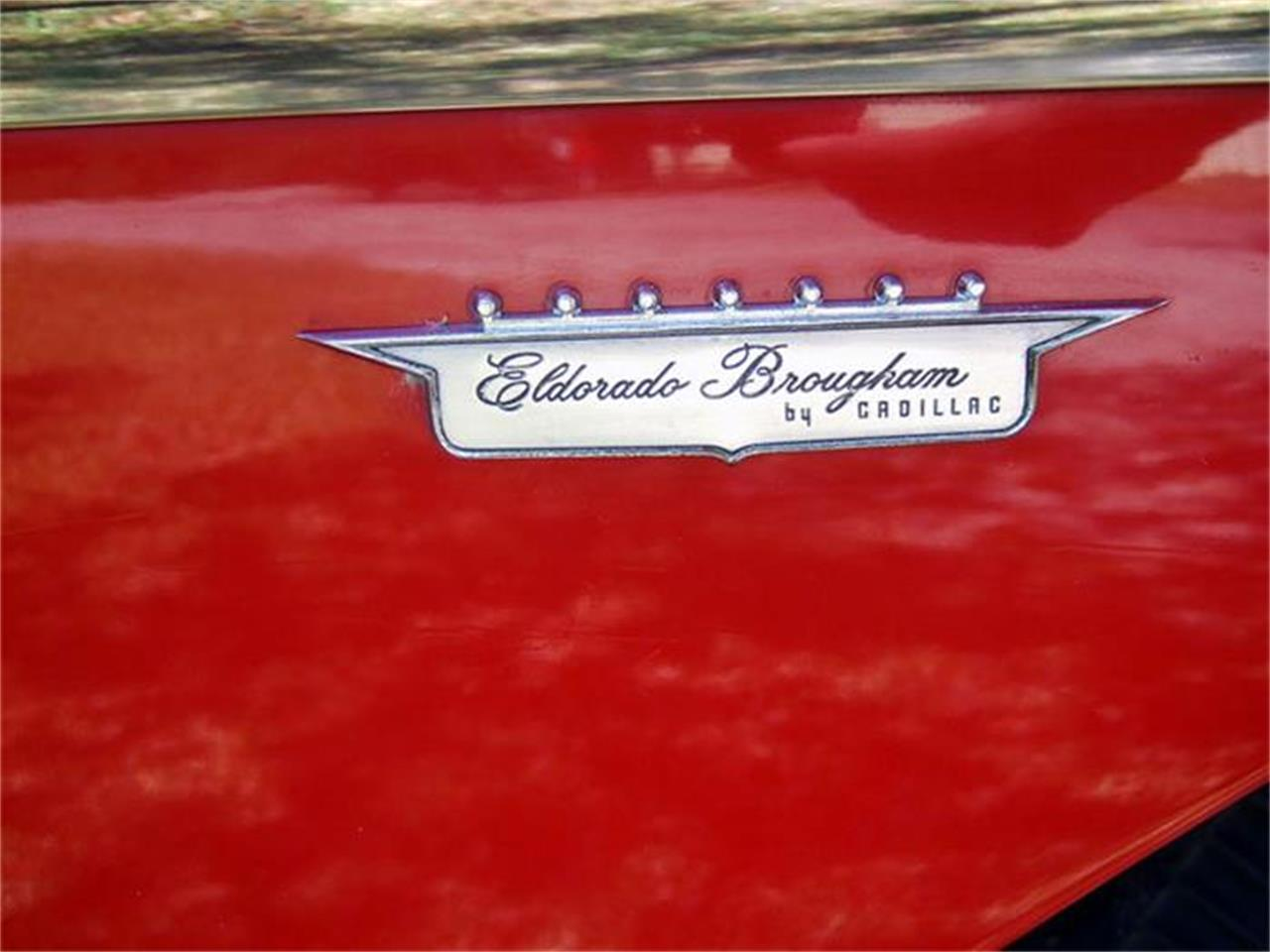 Large Picture of Classic '58 Cadillac Eldorado Brougham Offered by Vintage Motors Sarasota - B3EW