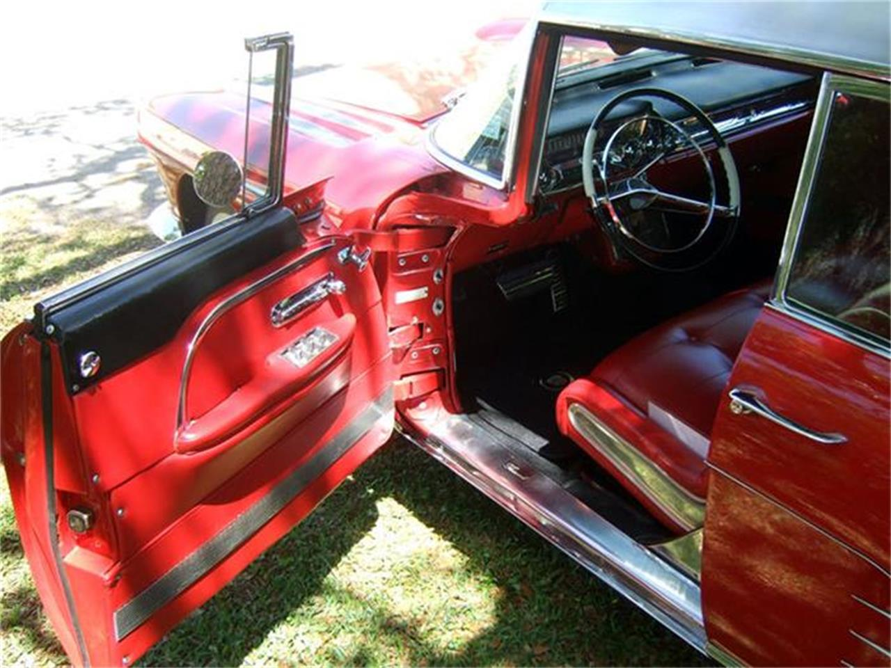 Large Picture of Classic 1958 Cadillac Eldorado Brougham located in Florida Offered by Vintage Motors Sarasota - B3EW