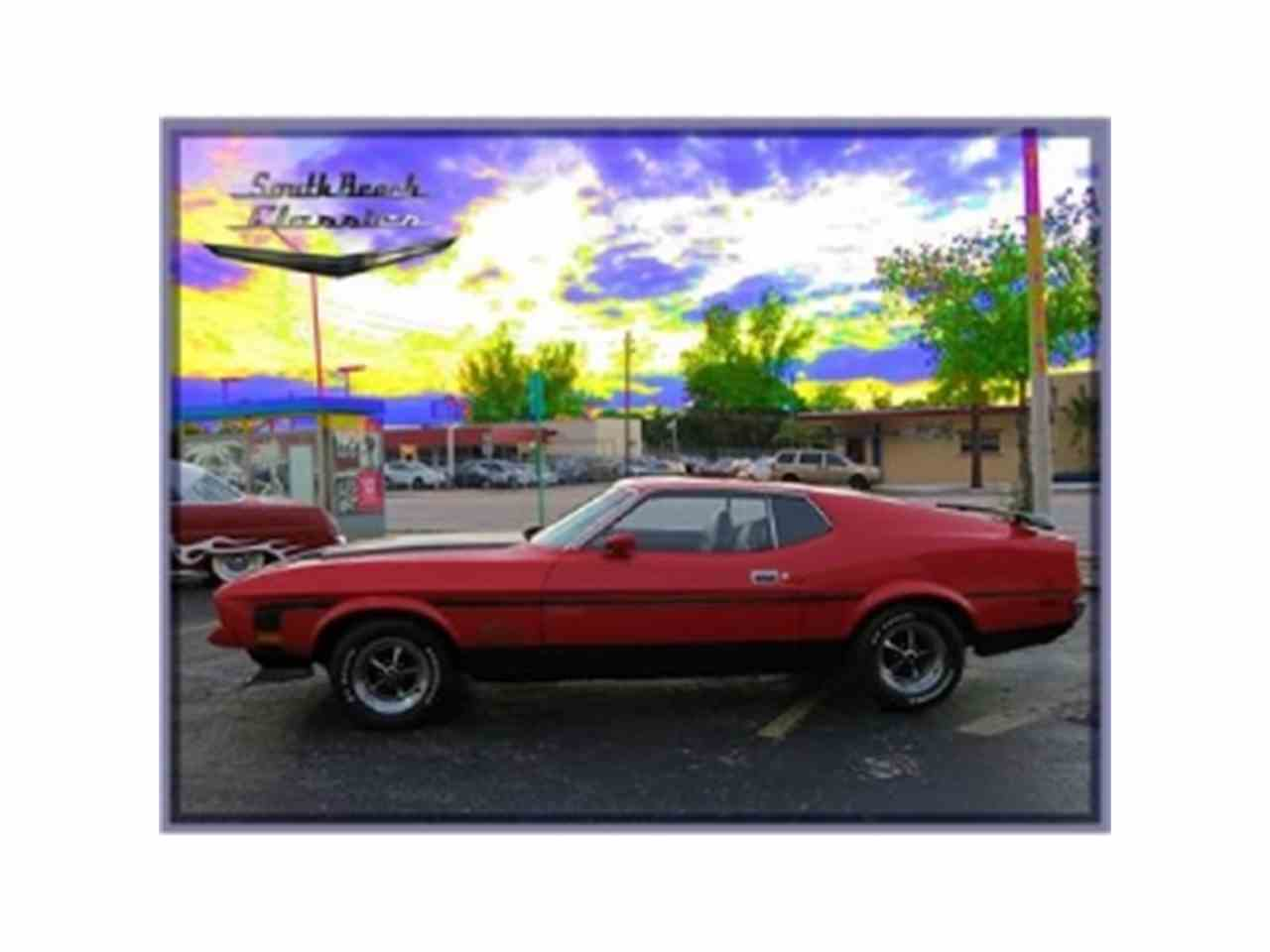 Large Picture of '71 Mustang - B3NS