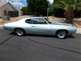 Picture of Classic 1969 GTO located in Mesa Arizona Offered by a Private Seller - B3RE