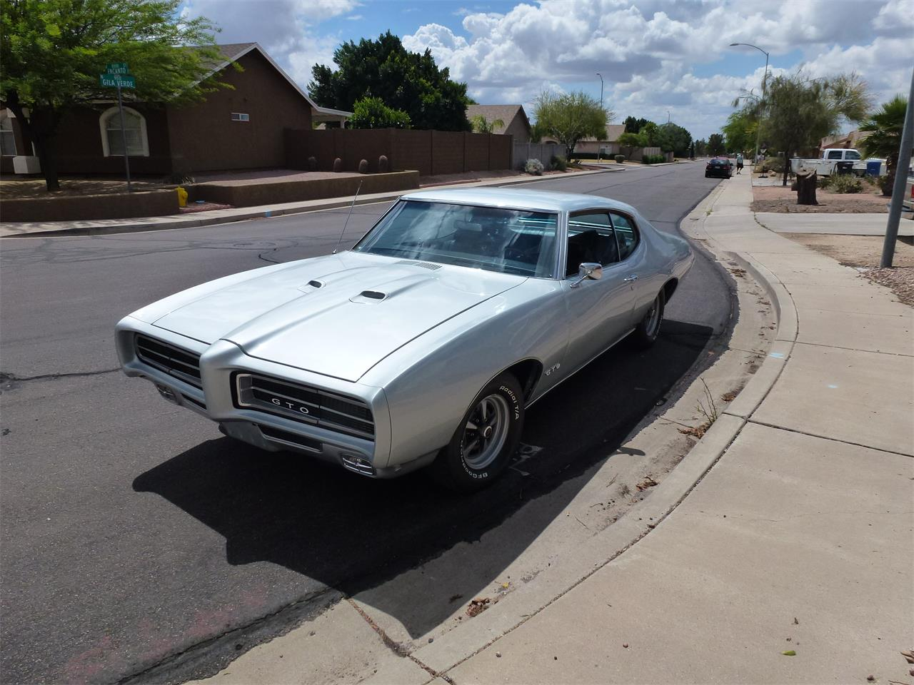 Large Picture of Classic '69 Pontiac GTO located in Arizona Offered by a Private Seller - B3RE