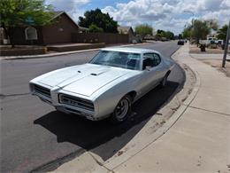 Picture of Classic 1969 Pontiac GTO located in Arizona - $31,000.00 - B3RE