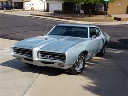 Picture of '69 Pontiac GTO located in Arizona - B3RE