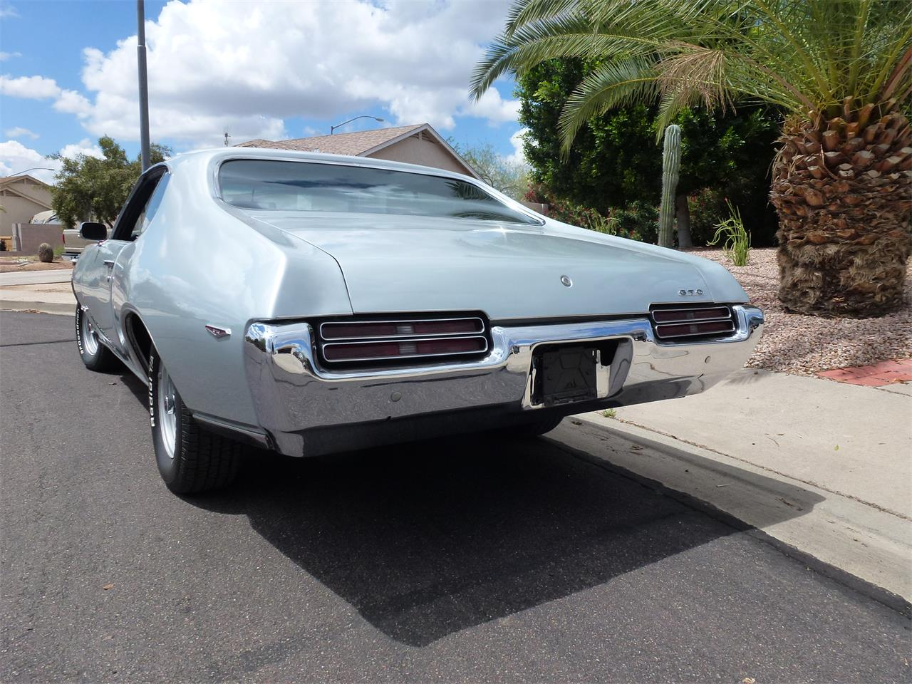 Large Picture of 1969 GTO located in Mesa Arizona - $31,000.00 - B3RE