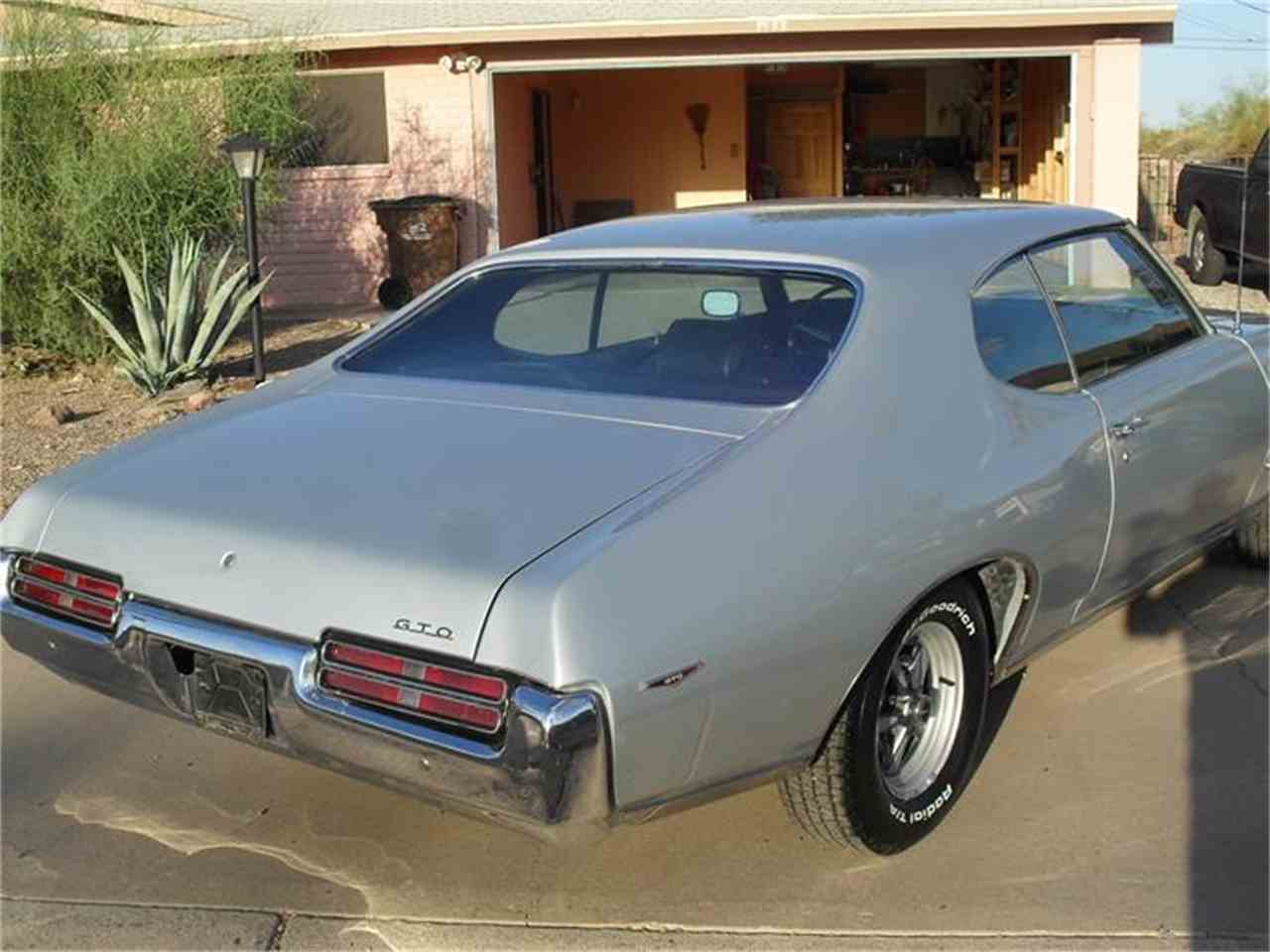 Large Picture of '69 GTO - B3RE