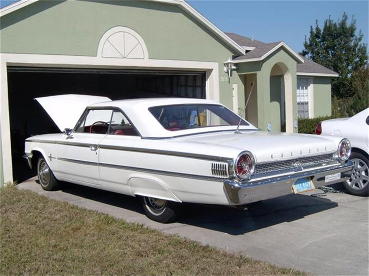 Large Picture of '63 Ford Galaxie 500 XL located in Orlando Florida Offered by a Private Seller - AYA8
