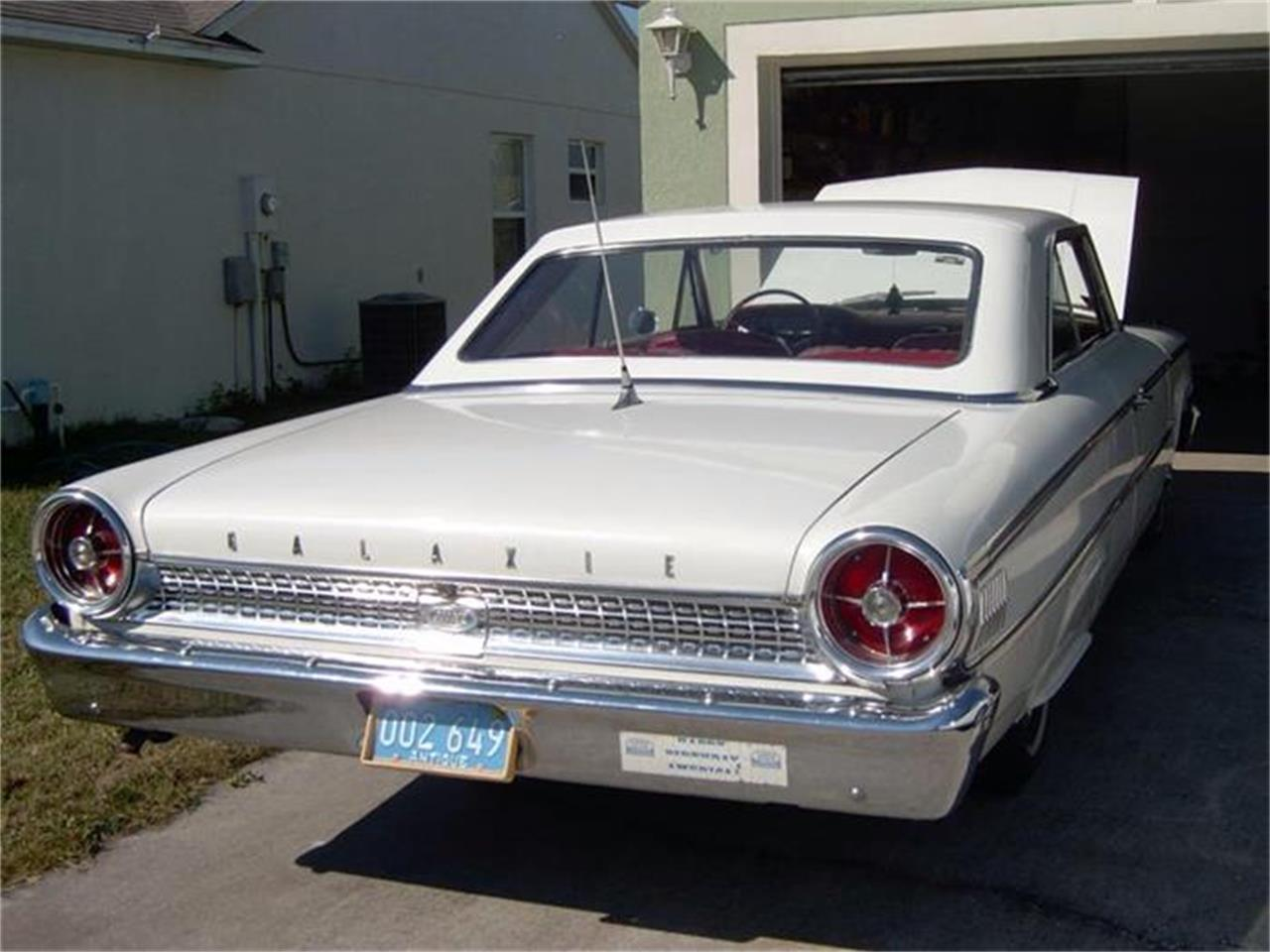 Large Picture of Classic 1963 Ford Galaxie 500 XL located in Florida - AYA8
