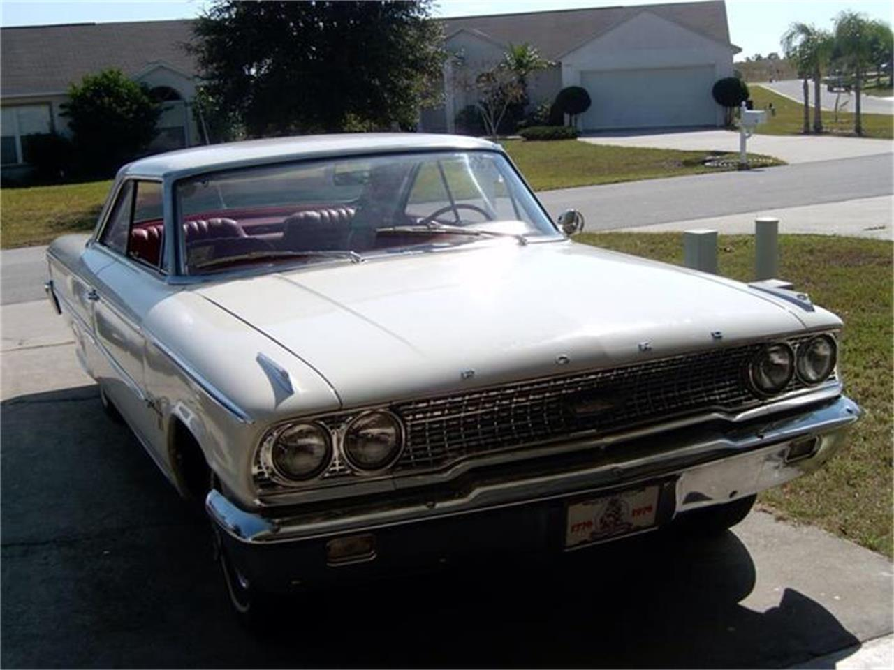 Large Picture of Classic '63 Galaxie 500 XL located in Florida - $20,000.00 - AYA8